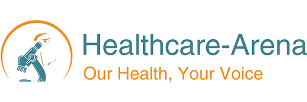 Healthcare-Arena. Our Health, Your Voice.