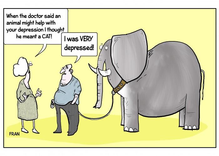 Original illustration for Healthcare-Arena by Fran Orford